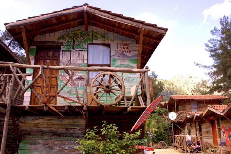 Kadirin Ağaç Evleri