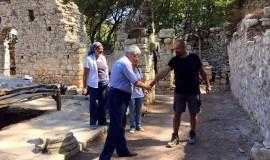 Olimpos'ta kazılar sürüyor!