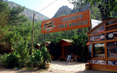 turkmen tree houses