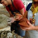 Olimpos'ta sanat çalıştayı