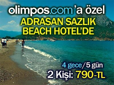 sazlik beach